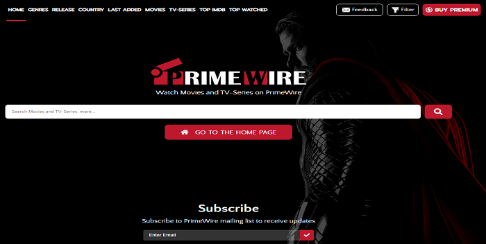 Prime wire | Alternatives, Similar Apps & Websites