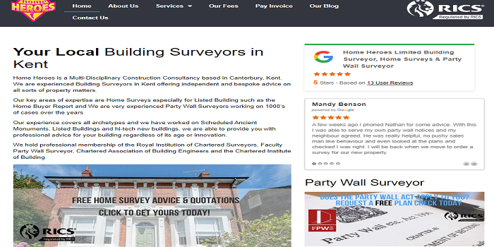 building surveyor
