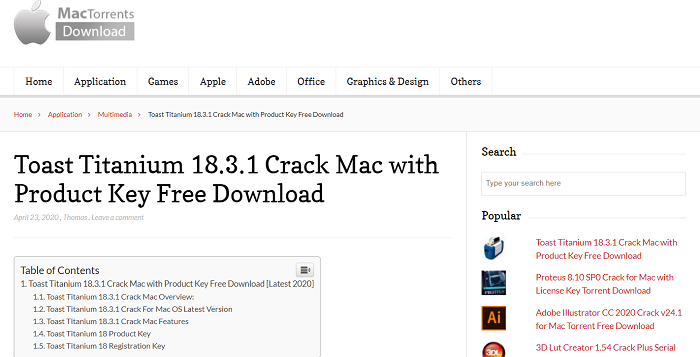 Adobe Illustrator Mac Torrent – Checkereasysite toast titanium crack