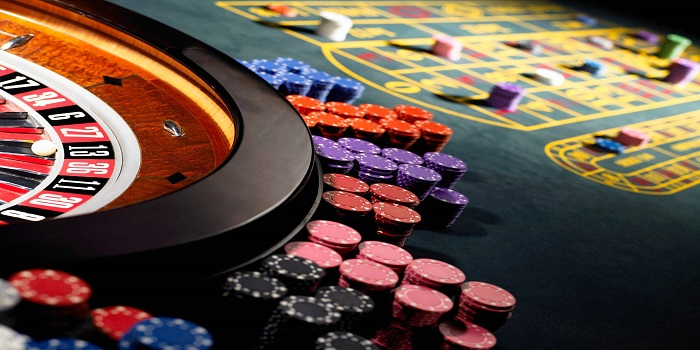 For unmatched entertainment, host a colorful Judi Bola casino party